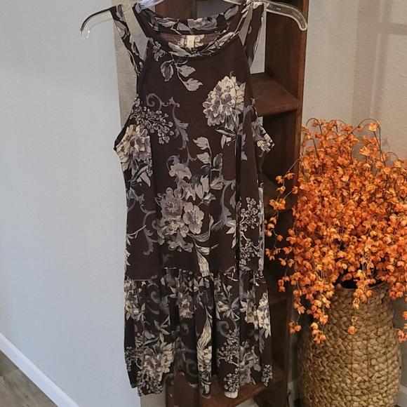 Super cute purple boutique dress